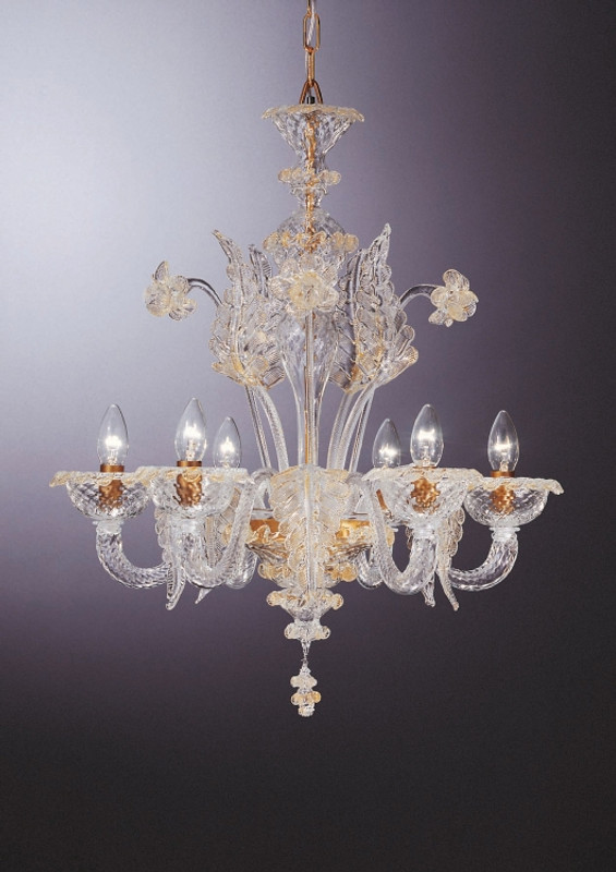 Murano Glass Firenze Chandelier