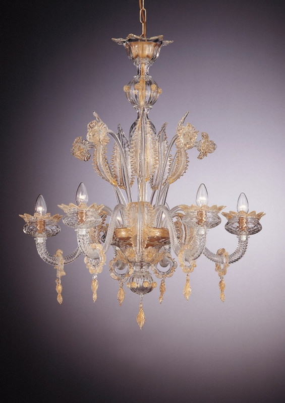 Murano Glass Verona Chandelier