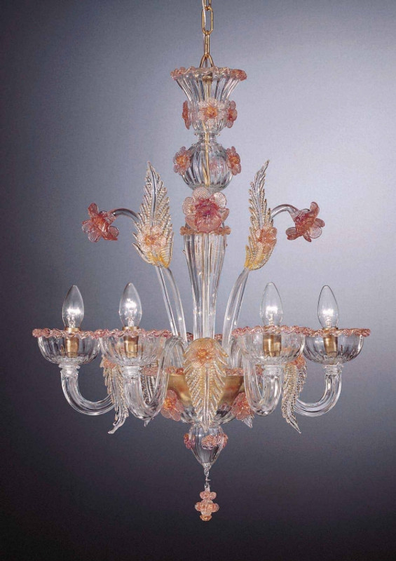 Murano Glass Perugia Chandelier