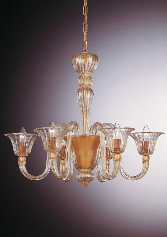 Murano Glass Parma Chandelier