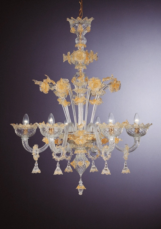 Murano Glass Palermo Chandelier