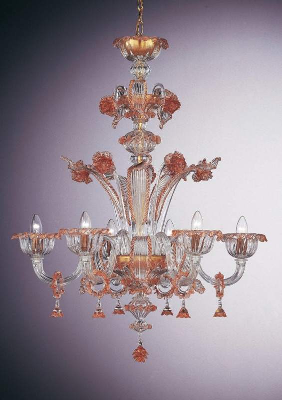 Murano Glass Messina Chandelier