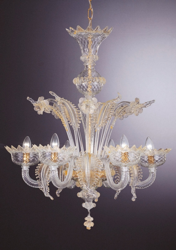 Murano Glass Brescia Chandelier