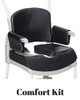 Comfort Kit For ETAC Clean Rolling Shower Chair