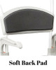 Soft Back Pad For ETAC Clean Rolling Shower Chair
