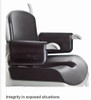 Comfort Clean Shower Chair With Standard Seat Height