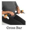 Cross Bar for Shower Wheelchair by ETAC