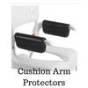 Arm Cushions Shower Wheelchair by ETAC