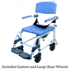 Includes Casters