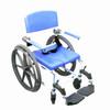 Ezee Shower Commode Wheelchair Wide Model