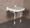 Standard Folding Wall Mounted Shower Seat
