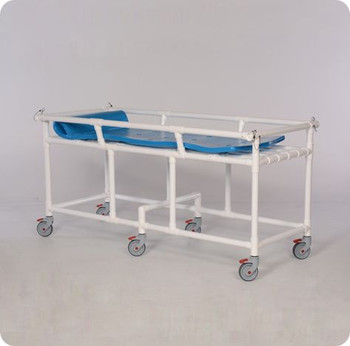 Transport Mobile Shower Bed for Larger Patients