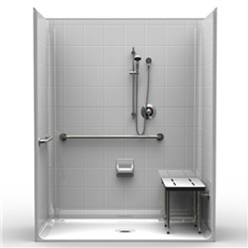 ADA Compliant Shower 5LES6333A75B