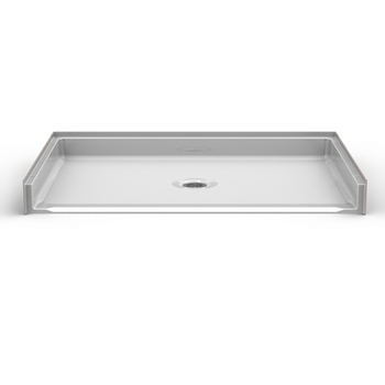 Roll-In Shower Pan 54 X 36