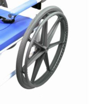 "24"" Wheels For Ezee Shower Chair"
