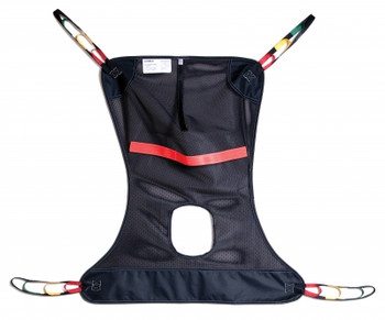 Full Body Mesh Commode Sling