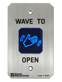 Hand-E-Wave Touchless Switch