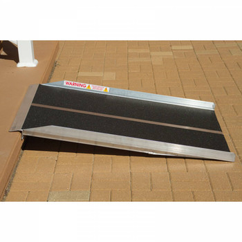 """Solid One Piece Ramp 4"""" X 30"""""""