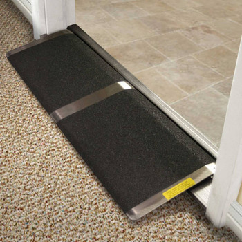 "Aluminum Threshold Ramps 16"" X 32"""