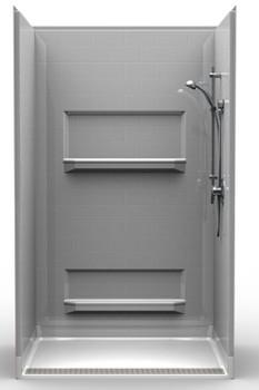 Trench Drain ADA Shower