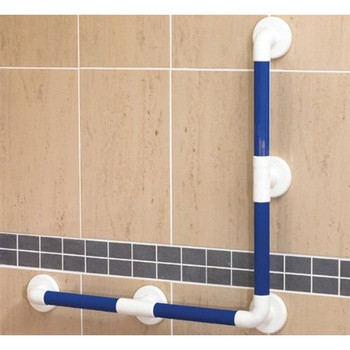 Warm Touch Angled Grab Bar