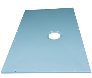 "ARC TrueDEK Level Shower Pan Former 55-1/8"" X 35.5"""