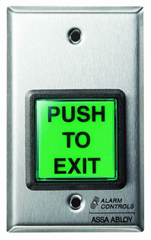 Exit Button