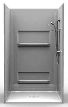 Handicap Accessible Shower 48 X 48