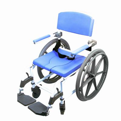 Shower Commode Wheelchair