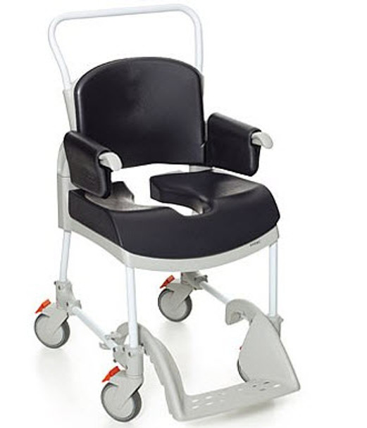 Clean Comfort Shower Commode Chair