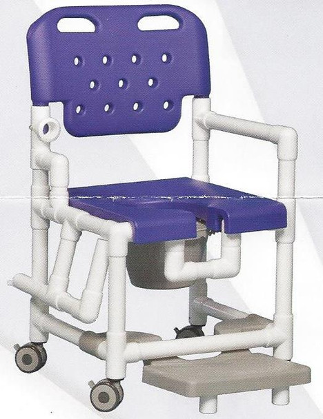 Elite Series Chair With Drop Arm and Footrest