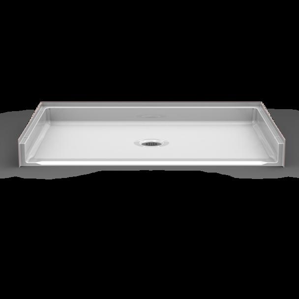 Roll-In Shower Pan 54 X 36