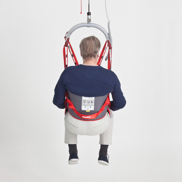 Padded Toileting Slings by ETAC