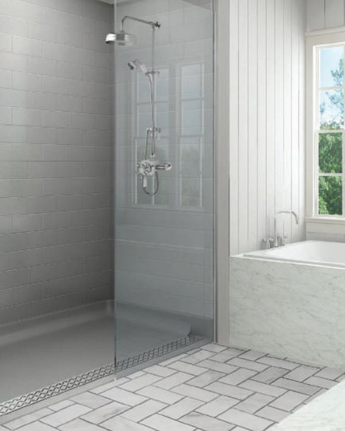 Add Color to Your Best Bath Shower or Shower Pan