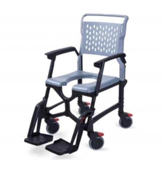Travel Commode & Shower Chair