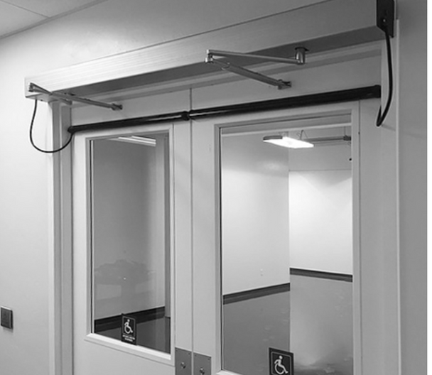 Commercial Door Operator Double Swing