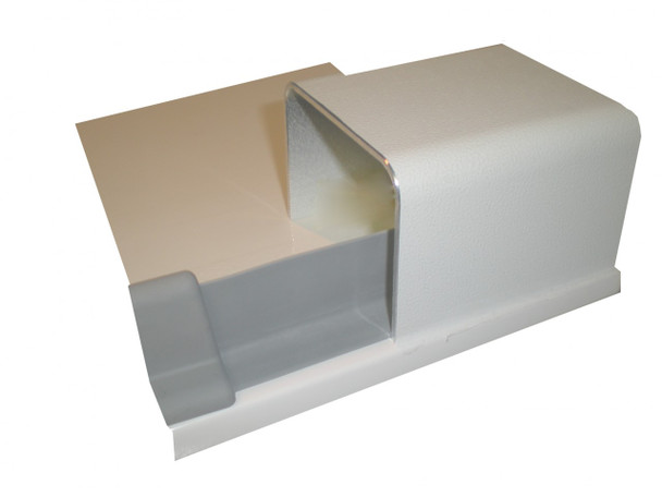 Semi Permanent Threshold Adapter Over Water Stopper