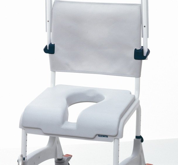 Soft Seat Overlay with Hygiene Access