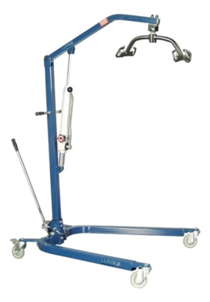 Hydraulic Lift Blue