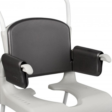 Comfort Cover For Clean Shower Chair Soft Back Support