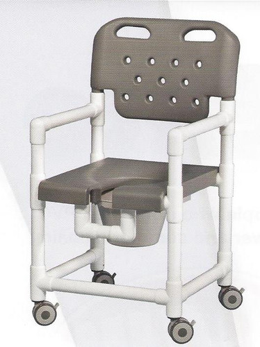 Buy Rolling Shower Commode Chair Shower Wheelchairs