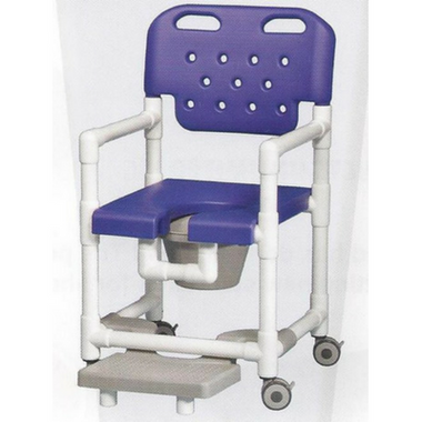 Rolling Shower Commode Chair Commode Wheelchairs