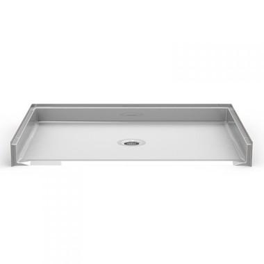 roll in shower pan 60 x 42 careprodx. Black Bedroom Furniture Sets. Home Design Ideas