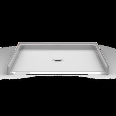 roll in shower pan 60 x 60 careprodx. Black Bedroom Furniture Sets. Home Design Ideas