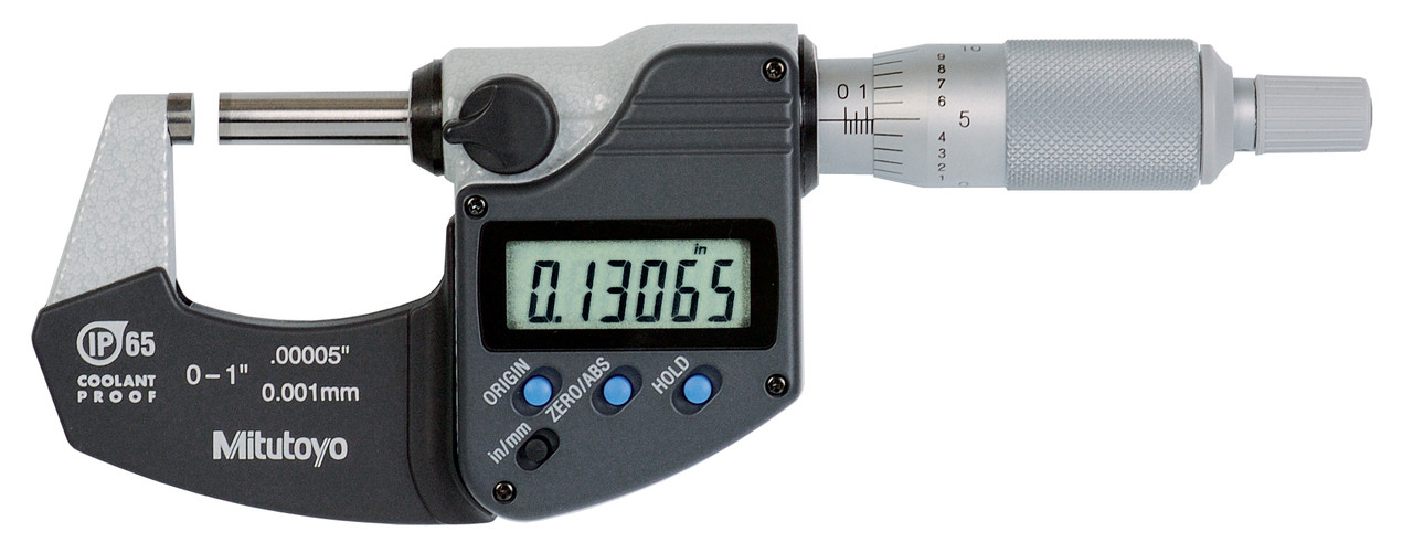 ASDQMS 250-522 for Mitutoyo IP-65 Micrometer