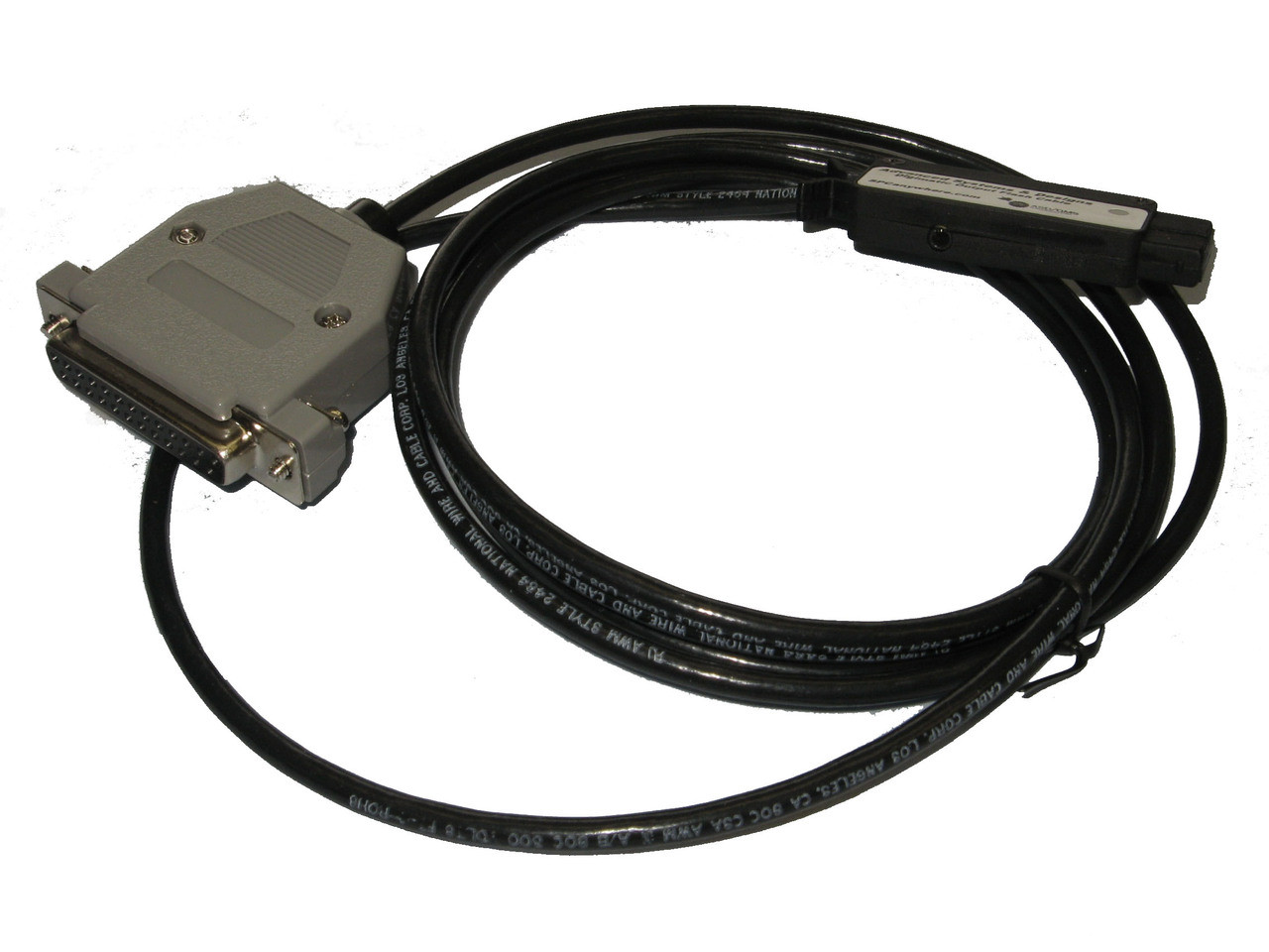 ASDQMS Digimatic Output Gage Cable for Panametrics Magna-Mike Model 8000 Thickness Gauge
