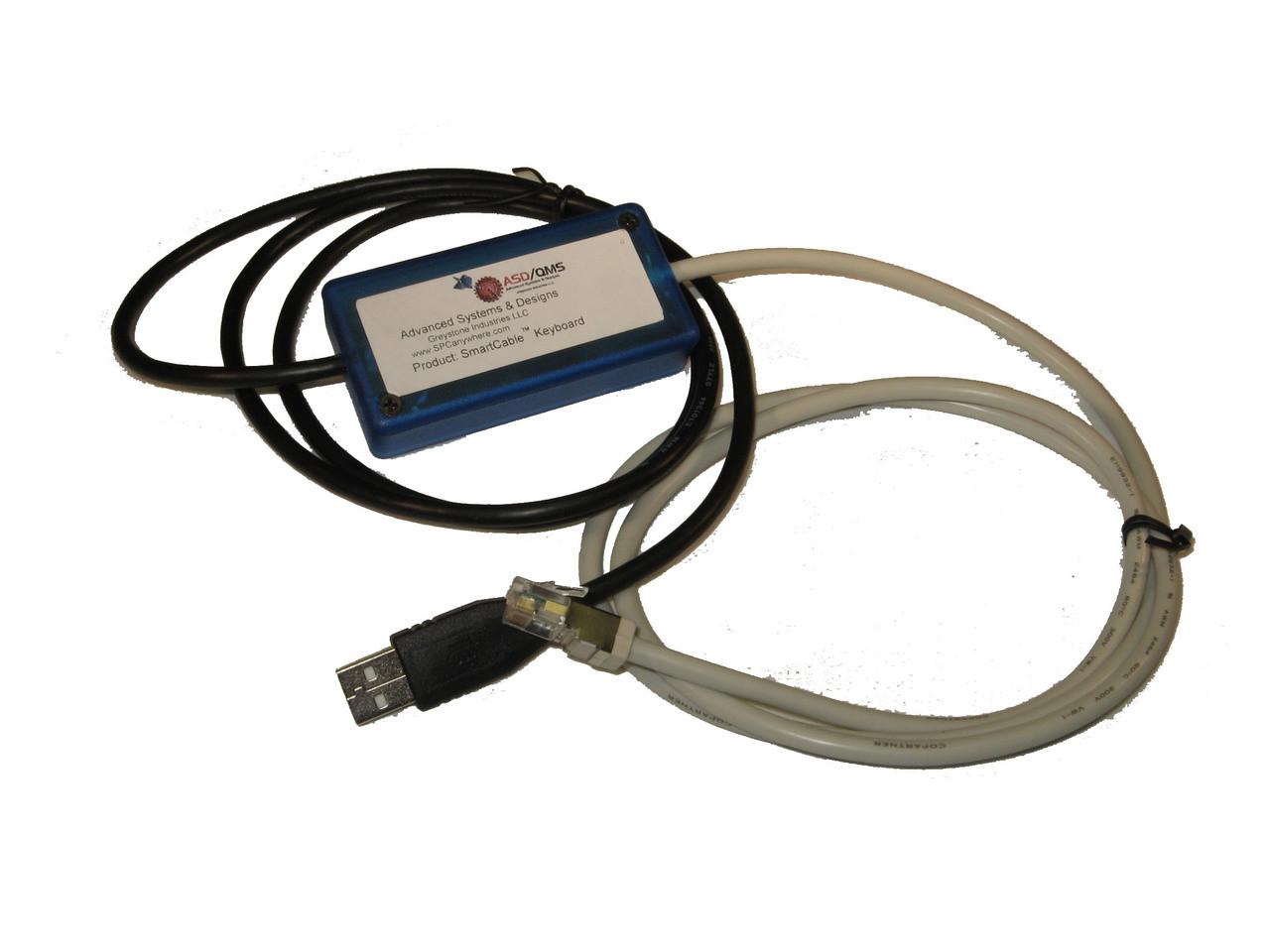 SmartCable Keyboard for Mettler Toledo PS60 Digital Scale