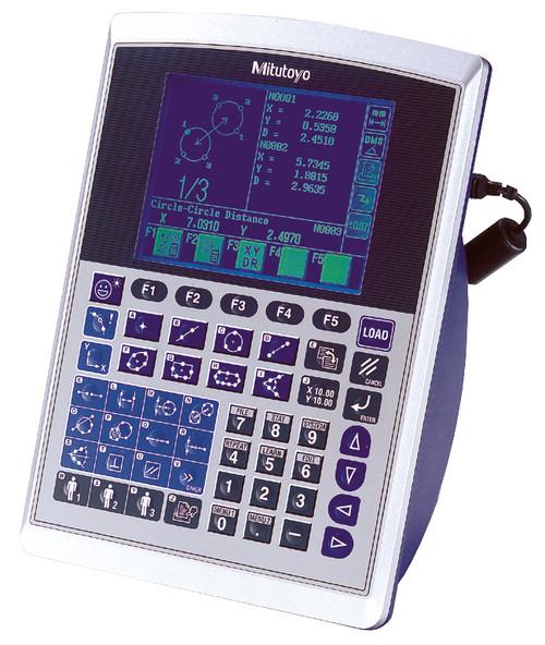 ASDQMS Mitutoyo 264-146A QM-Data200 Processing Unit