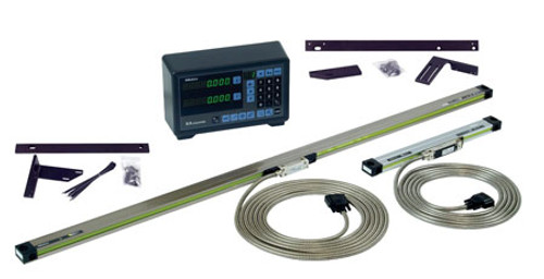 Mitutoyo 64PKA058A Digital Readout / DRO Mill Package