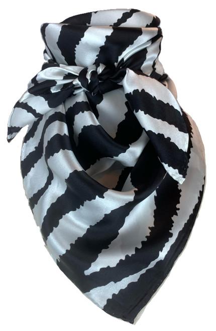 Charmeuse  Zebra